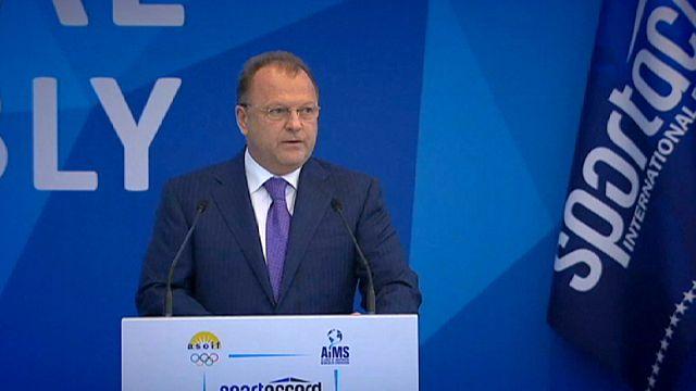 Marius Vizer Olimpiyat Komitesi Başkanı'na ateş püskürdü