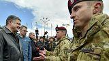 Deszantosok érkeztek Lvivbe – ukrán-amerikai hadgyakorlat kezdődött