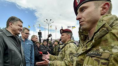 US troops in Ukraine to train soldiers, angering Russia