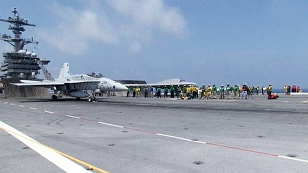 Amerikan savaş gemileri Yemen yolunda