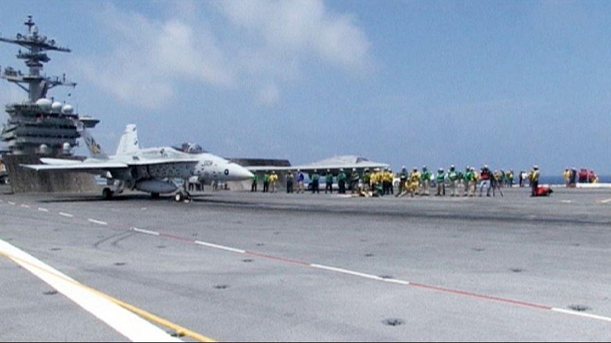 Jemen-Konflikt: USA verstärken Flotte im Golf von Aden