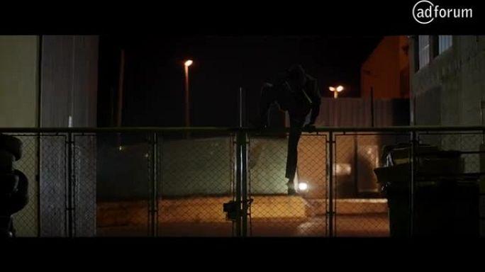 The Policeman (SOS Racismo)