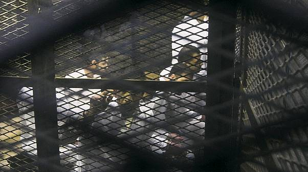 Egypt: 22 Mursi supporters sentenced to death