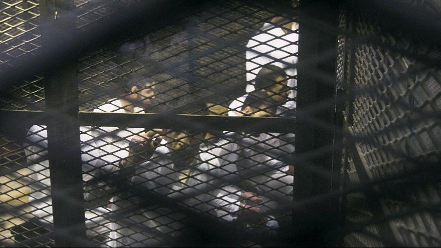 Egipto confirma la sentencia de muerte a 22 islamistas