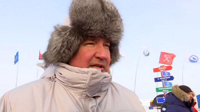 Moszkva elutasítja, hogy militarizálná az Északi-sarkot