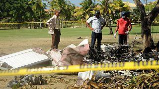 Dominik Cumhuriyeti'nde uçak düştü: 7 ölü