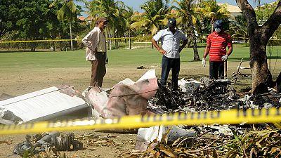 Small plane crash in Dominican Republic kills seven
