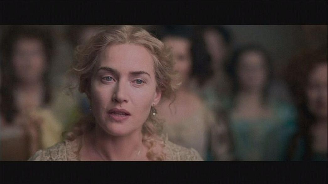 """Kate Winslet y Alan Rickman vuelven a trabajar juntos en la gran pantalla en """"A Little Chaos"""""""