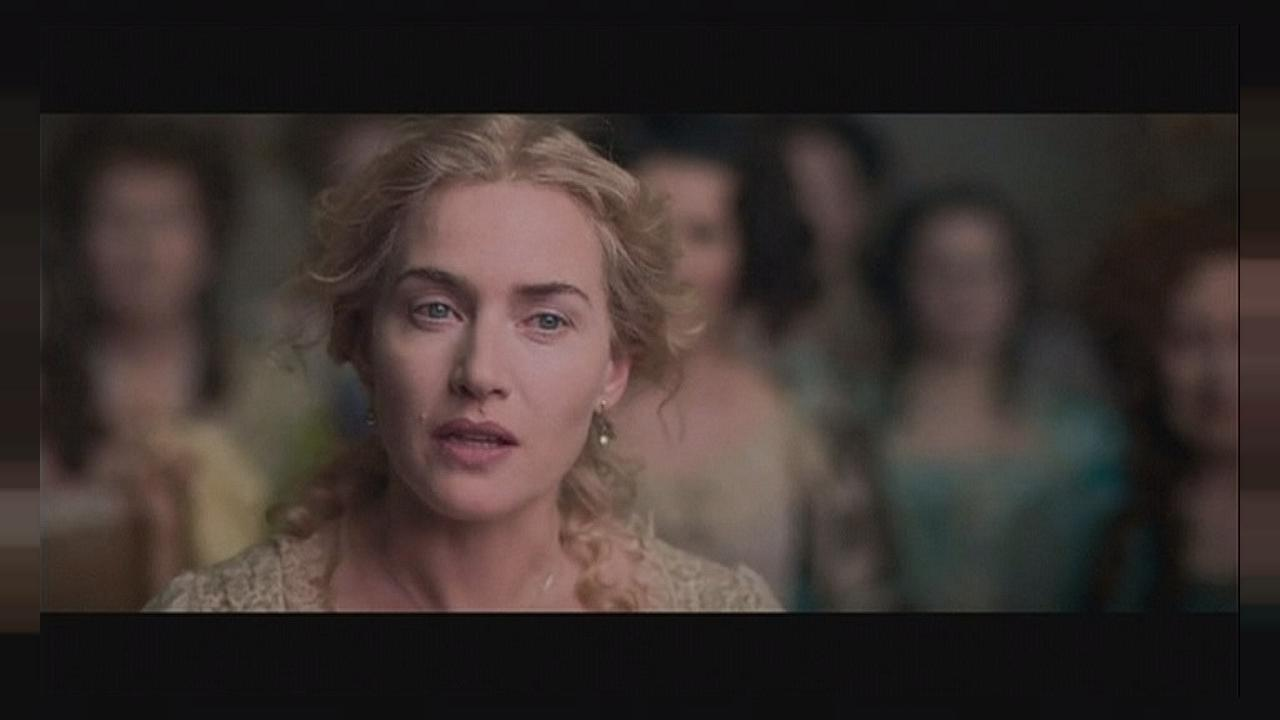Kate Winslet ve Alan Rickman'ı buluşturan film: 'A Little Chaos'