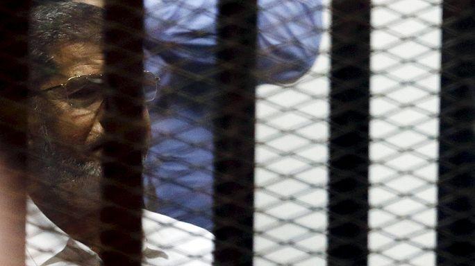 20 Jahre Haft für Ägyptens Ex-Präsident Mursi