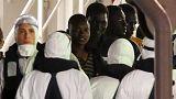 Deux passeurs arrêtés à Catane après le pire naufrage en Méditerranée