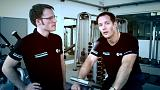 "The Astronaut Academy: ""We focus on leg muscles and back muscles"""