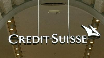 Credit Suisse beats earnings expectations