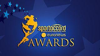 """Сейчас в прямом эфире: церемония вручения спортивных наград """"СпортАккорд"""""""