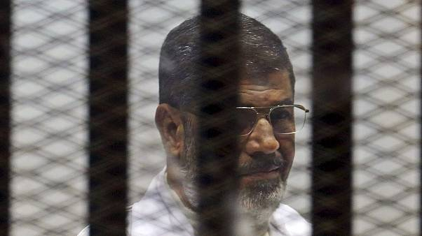 20-year jail term in Egypt for Muslim Brotherhood leader Mursi