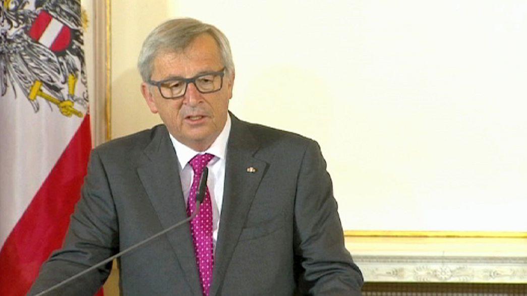 La Comisión Europea aplaca los rumores sobre la salud de Juncker