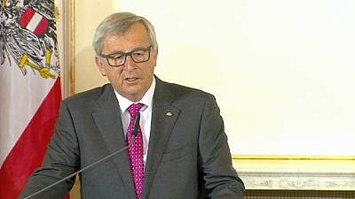 "Juncker ""in perfect health"""