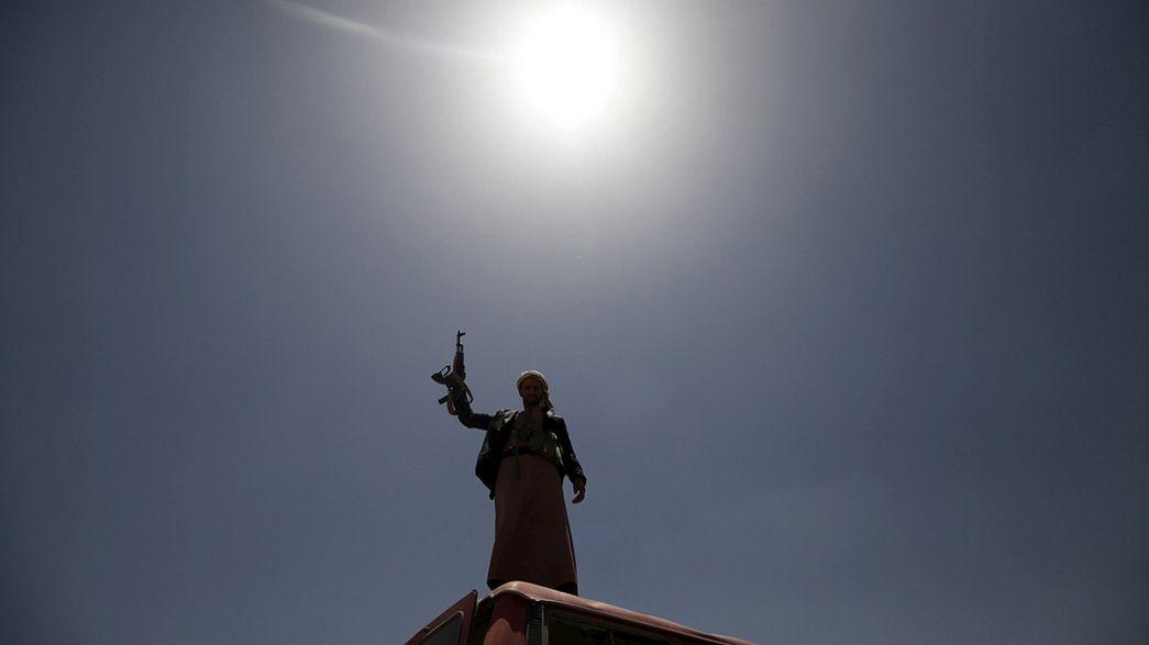 Yémen : une quarantaine de morts, surtout civils, dans des raids aériens