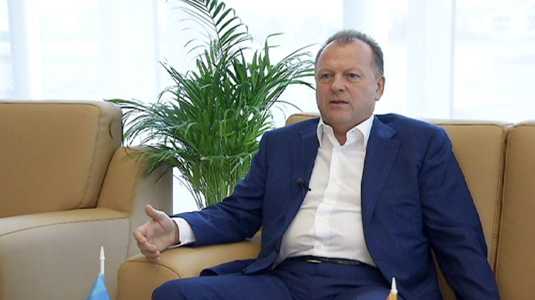 """Marius Vizer, presidente de SportAccord: """"El COI presionó a algunas federaciones para que reaccionasen de forma equivocada"""""""