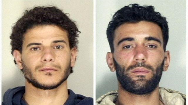 Италия: задержаны капитаны и члены экипажей судов с нелегальными мигрантами