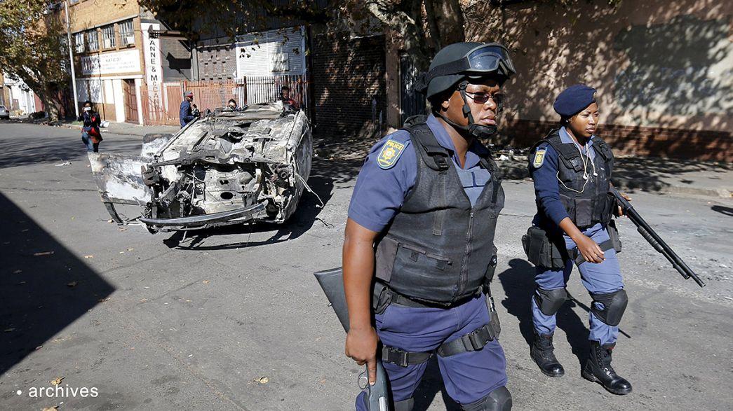 Violences xénophobes en Afrique du sud : l'armée mobilisée