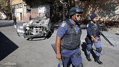 Sudáfrica desplegará al Ejécito para frenar los ataques xenófobos
