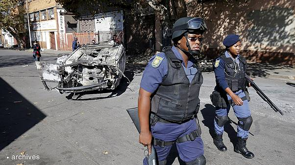 Güney Afrika'da yabancılara yönelik şiddet olaylarına ordu müdahale edecek