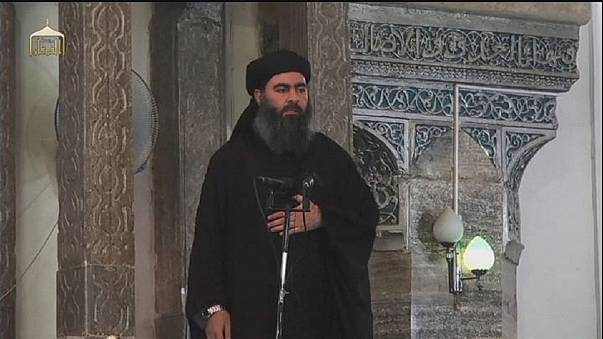 Пентагон опровергает ранение главаря ИГИЛ