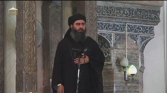 Le Pentagone dément avoir blessé le chef de l'État islamique en Irak