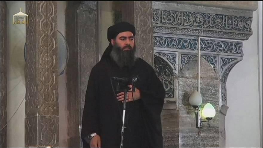 Estados Unidos desmiente que Al Bagdadi esté gravemente herido