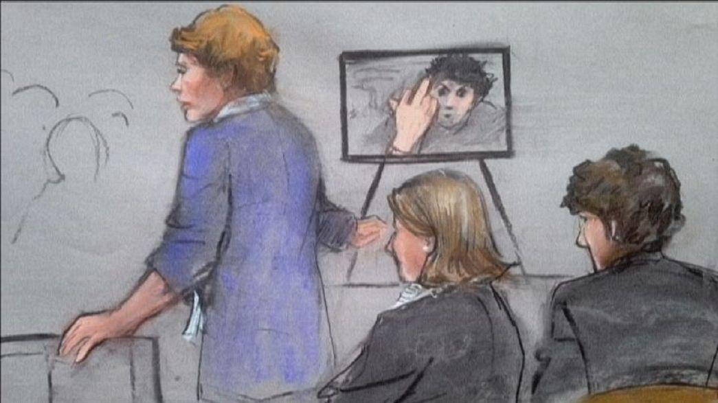 بدء عملية اصدار الحكم في حق منفذ تفجير بوسطن