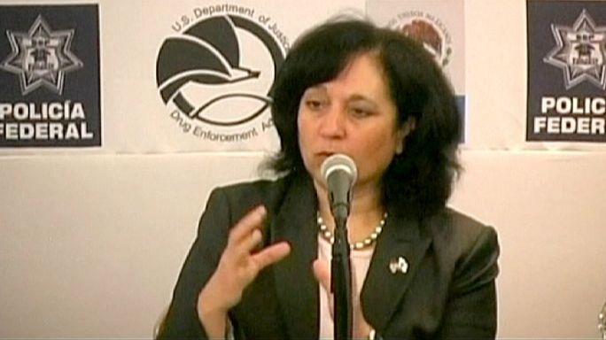 مديرة ادارة مكافحة المخدرات بامريكا تتنحى عن منصبها