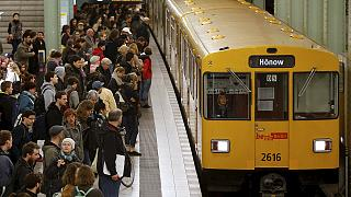 Kaum ein Zug fährt: Weiterer Streik bei der Deutschen Bahn