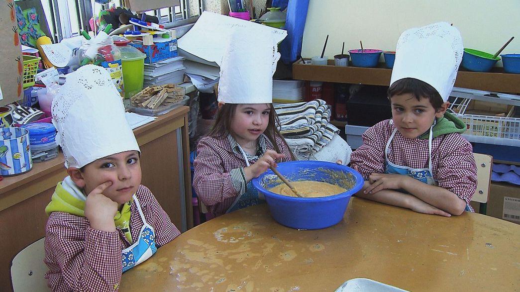 İlköğretimde uygulamalı organik gıda eğitimi öğrencilerin davranış biçimlerini değiştirdi