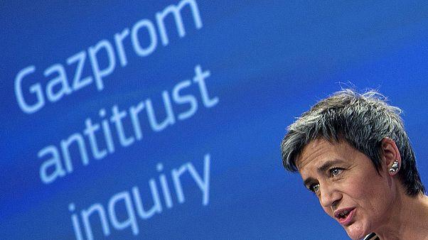 A Gazprom és Oroszország visszautasítja az európai vádakat