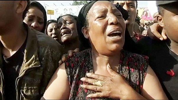 تظاهرات ضد داعش در اتیوپی به خشونت گرایید