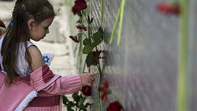 Israel commemorates its fallen soldiers