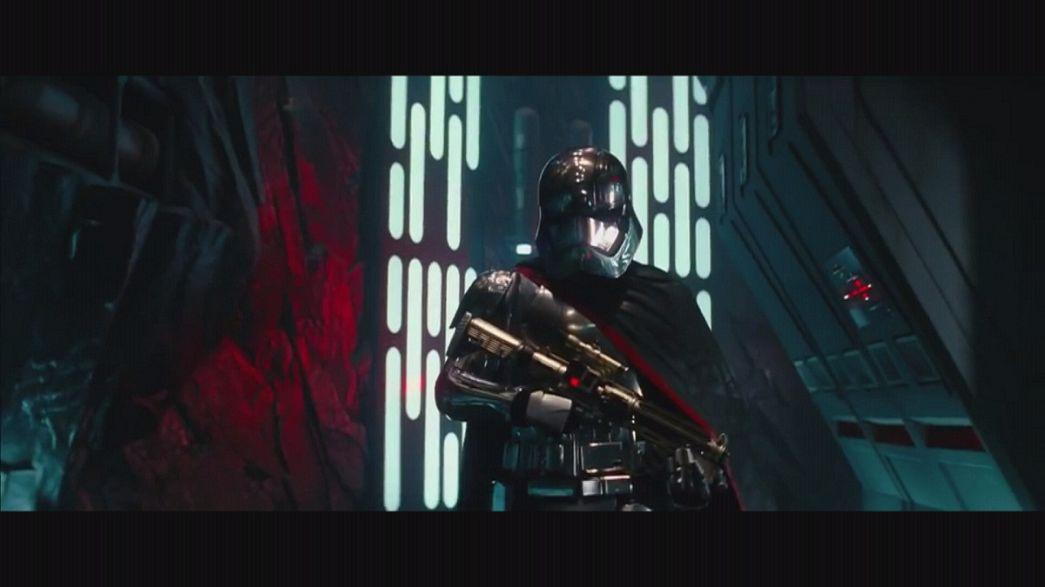 El segundo tráiler de la nueva entrega de Star Wars, todo un éxito en internet