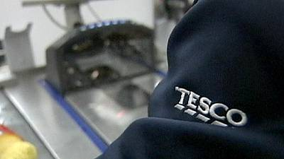 Tesco counts the cost of decline with record loss