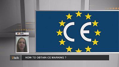 Como obter a marcação CE
