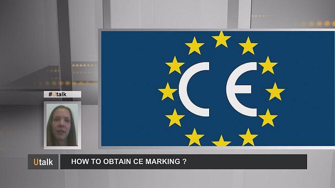 Wie erhalte ich die CE-Kennzeichnung?