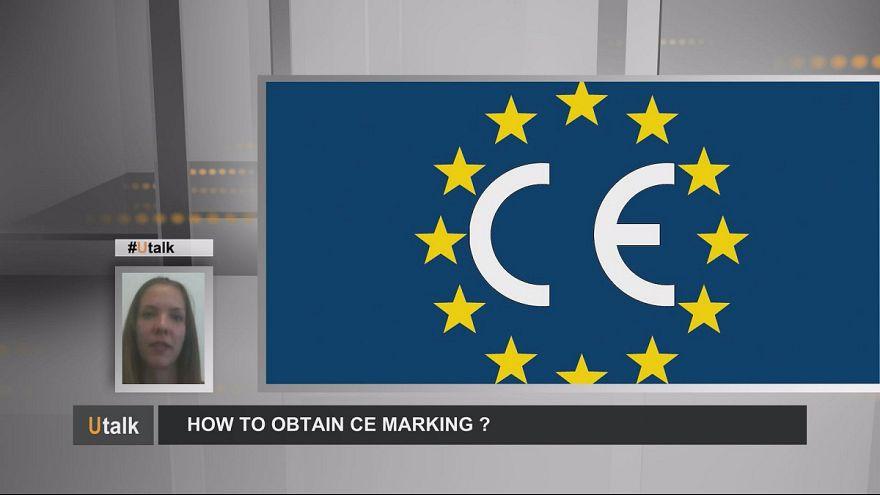 كيفية  الحصول على علامة CE؟