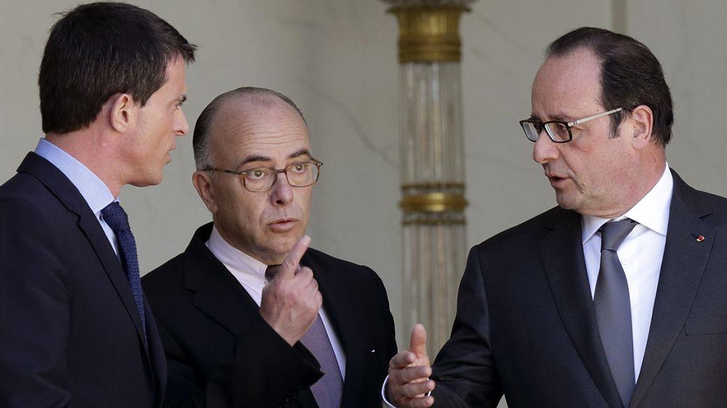 França detém suspeito da preparação de um novo atentado em Paris