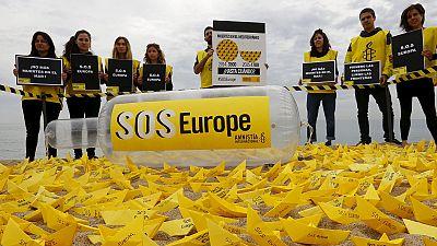 Amnistia Internacional apela a operação humanitária para salvar vidas no mar