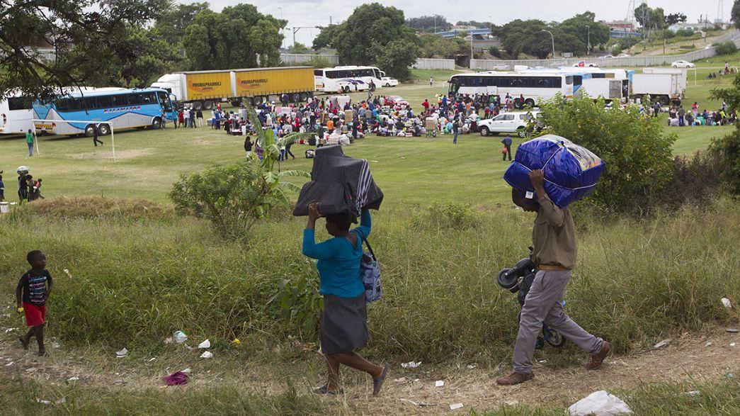 Xenofobia na África do Sul