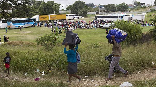 La xenofobia despierta en Sudáfrica