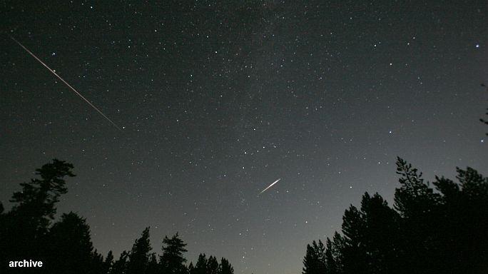 Une pluie d'étoiles filantes pour clore cette Journée de la terre