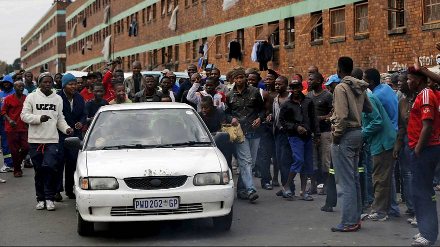 Güney Afrika polisi yabancı karşıtı olaylarda 11 şüpheliyi gözaltına aldı