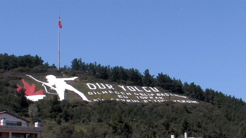 Dardanelles : retour à Gallipoli