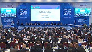 SportAccord Convention: Die Zukunft des Sports wird in Sotschi entschieden